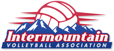 Logo Intermountain Volleyball Association